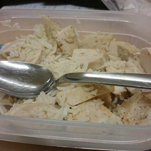 kyckling och ris diet