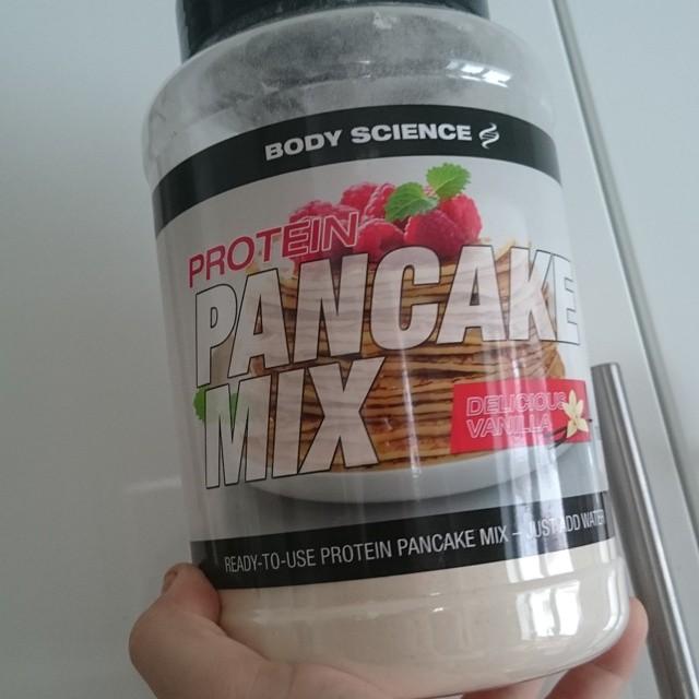 proteinpannkakor bs