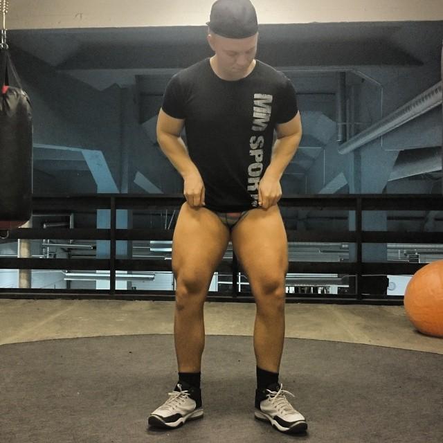 quadriceps diet
